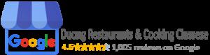 Duong Restaurant on Google Business