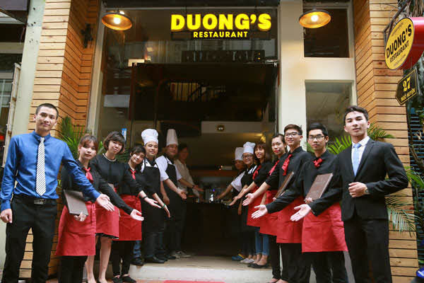 Duong's restaurants in Hanoi Slide11