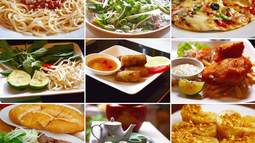 What to eat and where to eat in Hanoi Vietnam