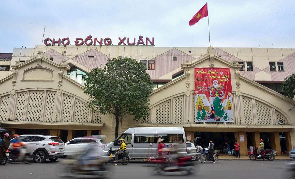 dong-xuan-market-today